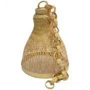 6th Dimensions Premium Handmade Decorative Bamboo Cane Hanging Lamp Shade
