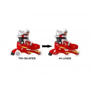 STAMP Igr. Roleri 2u1 Cars 3 tocka vel. 27-30 (J892301)