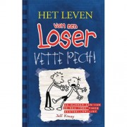 Top1Toys Boek Leven Van Een Loser 2 Vette Pech!