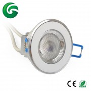 ARIES* - 8W LED RGB/W Downlight - Colour changing PWM DownLight