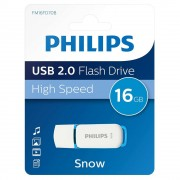 Memory stick USB 2.0 - 16GB PHILIPS Snow edition