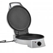 [in.tec]® Elektromos pizzasütő - 2 az 1-ben pizzasütő és asztali grill - 1800 Watt