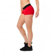 Better Bodies Fitness Hotpant L Scarlet red