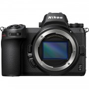 Nikon Z6 Body Only Mirrorless Digital Camera - Black with FTZ adaptor (English & French Only)