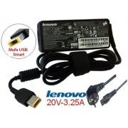 Incarcator Laptop Lenovo MMDLENOVO709, 20V, 3.25A, 65W