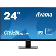 IIYAMA prolite xu2493hs b1 led monitor 23 8 23 8 zichtbaar