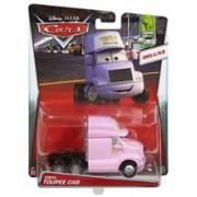 Masinuta Disney Pixar Cars Deluxe Vehicles Vinyl Toupee Cab