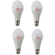 Alpha 7 Watt LED Bulb pack of 4 With One Year Replacement Warranty