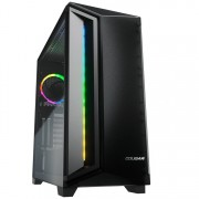 CASE, COUGAR Dark Blader X7, Mid-Tower, Black /No PSU/ (CG385UM300004)