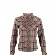 Camisa Mountain Towns Shirt L/S Laurel / Coral Lippi