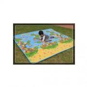 Детски килим Funpark - 140 x 210 x 1,5 см - с две лица