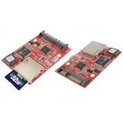 NTR ADAP49 SD/SDHC/MMC - SATA adapter (memóriakártya - SATA háttértár átalakító)