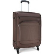Samsonite SAM KINGSWAY SP 66CM EXP-BROWN Check-in Luggage - 26 inch(Brown)