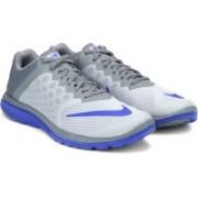 Nike FS LITE RUN 3 Running Shoes(Grey)
