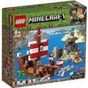 LEGO 21152 LEGO Piratskeppsäventyr