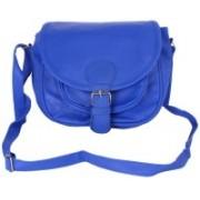 New Eva Blue Sling Bag