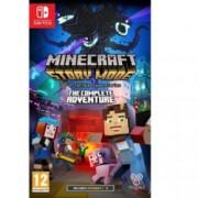 Minecraft: Story Mode - The Complete Adventure, за Switch