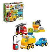 Lego ® DUPLO® - Mijn eerste wagens en truck 10816