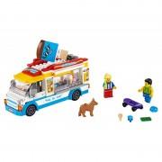 Furgoneta cu inghetata LEGO City