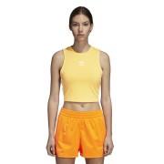 Tricou pentru femei adidas Originals Crop Tank DH3169
