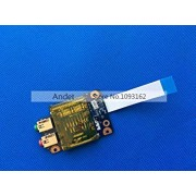 ShineBear Audio CardReader Board with Cable for Lenovo G460 G465 G560 G565 Sound Card Series LS-5753P NBX000MA00 NBX000MD00 - (Cable Length: 95mm)