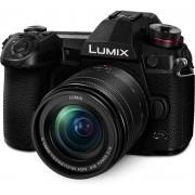 Panasonic Lumix DC-G9 + G Vario, 12-60mm, F3.5-5.6 ASPH MILC 20.3MP Live MOS 5184 x 3888Pixels Zwart