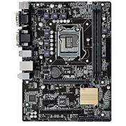 Asus Micro ATX DDR4 LGA 1151 Motherboard H110M-C/CSM