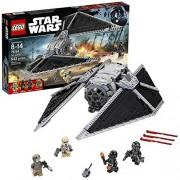 Lego Year 2016 Star Wars Rebels Series Set #75154 - TIE STRIKER with TIE Pilot