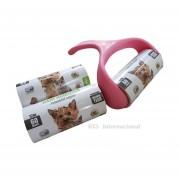 Práctico Removedor De Vello Para Mascotas, Para Quitar Pelusas, Rodillo Para Depilación De Perros