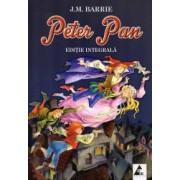 Peter Pan sau Aventurile unui baietel care nu voia sa creasca