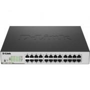 D-LINK DGS-1100-24P 24port EasySmart switch