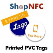 Tag NFC in PVC personalizzati - Stampa Express