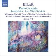 W. Kilar - Piano Concerto (0747313281329) (1 CD)