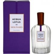 Molinard Acqua Lotus Eau de Parfum para mulheres 90 ml