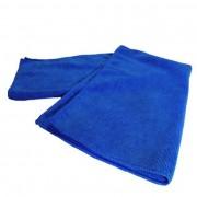 Twotags Microfibre Gym Training Medium Towel Blue