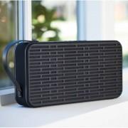 Kreafunk aSOUND högtalare, svart, Bluetooth incl. powerbank