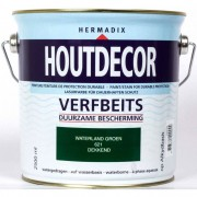 Hermadix houtdecor 621 waterland groen 2500 ml