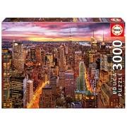 Educa Children's 3000 Manhattan Skyline Puzzle (Piece)