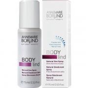 Spray deodorant Natural Body Lind Annemarie Börlind 75ml