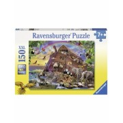 Puzzle Arca Cu Animalute, 150 Piese Ravensburger