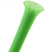 Sleeving Techflex Flexo PET Sleeve 13mm, neon green, lungime 1m