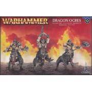 Warriors of Chaos: Dragon Ogres by Games Workshop