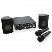 LTC Karaoke Star 2 PA Вокална система за караоке 2 x 50W (BD-KARAOKE-STAR2)