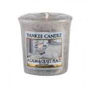 Yankee Candle A Calm & Quiet Place vonná svíčka 49 g