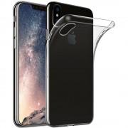 Husa Capac Spate Ultra Slim 0.3 mm Transparent Apple iphone X, iPhone Xs STAR