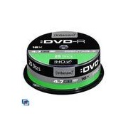 "DVD-R 4.7 GB Intenso 25 buc Cake box, ""4034303004331"""