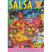 Salsa Latin Pop Music in the Cities: Various [DVD] [1989]