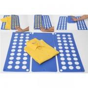 Deska na rychloskládání oblečení dětská - modrá