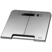AEG PW 5570 - Báscula de análisis corporal de 5 funciones, de acero inoxidable