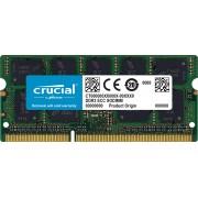 Crucial memorija (RAM) za prijenosno računalo PC3-10600 DDR3 (SO-DIMM) 4 GB 1333 MHz (CT4G3S1339MCEU)